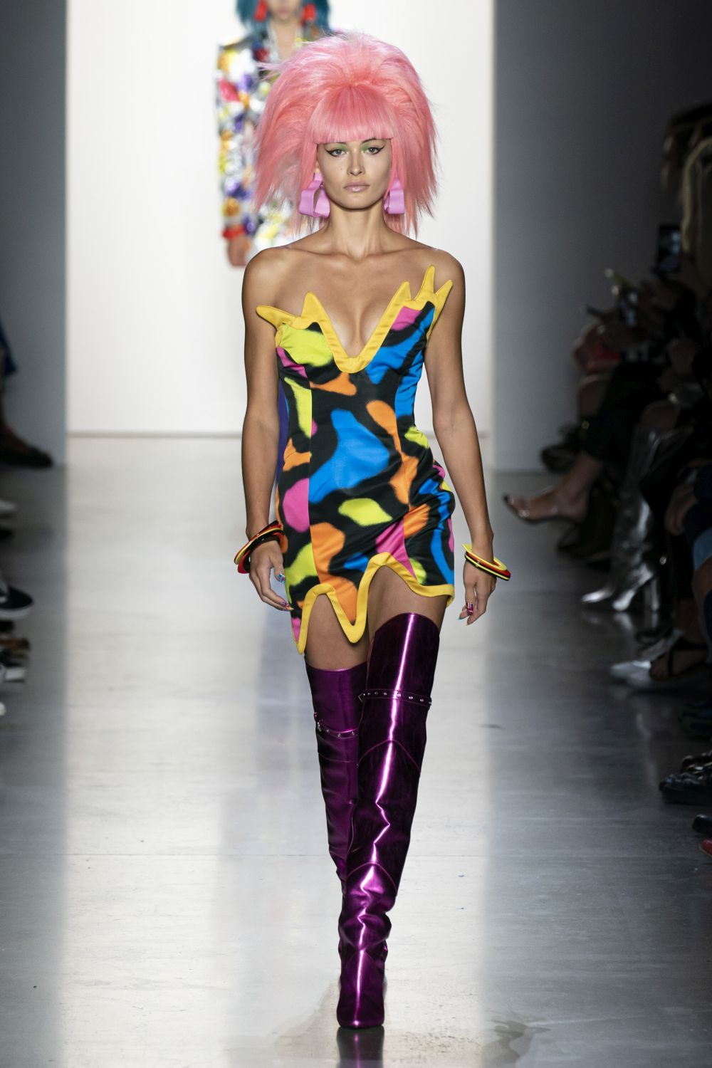Fashion week by Jeremy Scott Telva