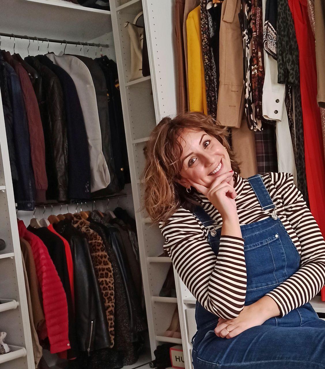 Análisis de armario. Paula Cuevas