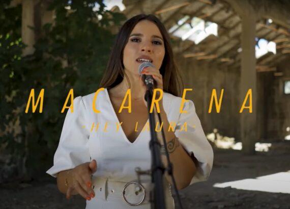 """Asistente de estilismo para el videoclip """"MACARENA - HEY LAURA (GREGORY PORTER COVER)"""""""