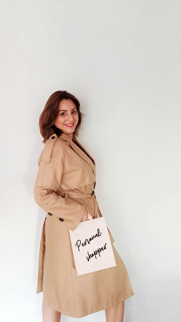 Paula Cuevas Personal Shopper