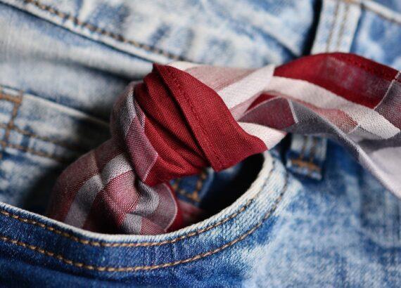 Como ponerse un pañuelo